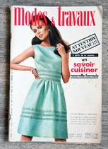 Magazine Modes & Travaux n°822 - Juin 1969