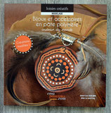 NEUF - Livre Bijoux et accessoires en pâte polymère