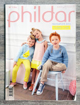 Magazine Phildar n°106 Pitchoun - Printemps-été 2014
