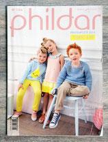 Magazine Phildar n°106 Pitchoun - Printemps-été 2014