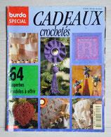 Magazine Burda spécial E408 - Cadeaux crochetés
