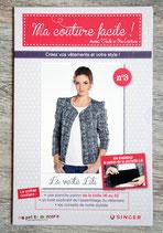Patron Ma couture facile ! n°3 - La veste de Lili
