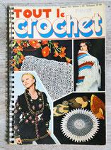 Livret à spirales Tout le crochet (Vintage)
