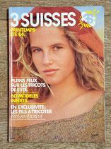 Magazine tricot 3 Suisses - Printemps-été 84
