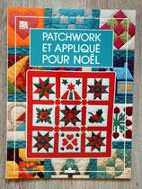 Livre Patchwork et appliqué pour Noël