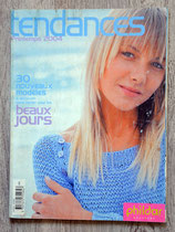 Magazine Phildar n°402 - Tendances / Printemps 2004