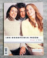 Magazine Phildar 378 - Les essentiels mode hiver-été