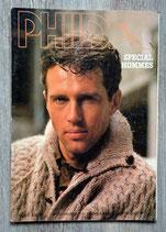 Magazine Phildar mailles 108 - Spécial hommes
