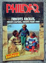 Magazine Phildar Mailles - Tricots faciles (Vintage)