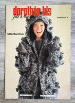 Magazine tricot Dorothée bis n°5 - Collection hiver