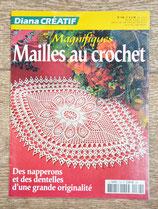 Magazine Diana créatif 168 - Magnifiques mailles au crochet