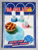 Magazine 1000 Mailles HS crochet d'art, petits ouvrages
