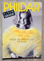 Magazine Phildar Mailles n°143 - Juste un peu de fil et Vous