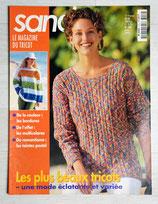 Magazine tricot Sandra 165 - Avril 1998