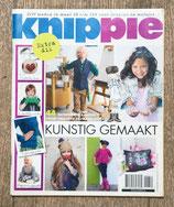 Magazine couture Knippie 6 de décembre-janvier 2011