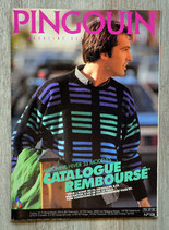 Magazine tricot Pingouin n°108 - Hommes (Vintage)