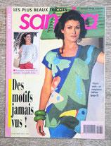 Magazine tricot Sandra 108 - Juillet 1993