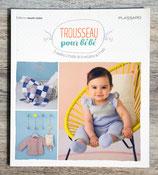 NEUF - Livre Trousseau pour bébé - 25 modèles à tricoter