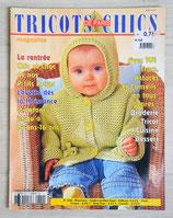 Magazine Tricots chics de Paris 330