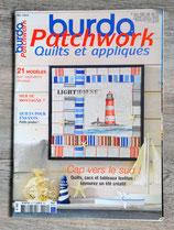 Magazine Burda Patchwork E062 - Eté 2014