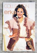 Magazine tricot Erka n°68 - Tricot main et machine