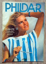 Magazine Phildar Mailles - Flash été (Vintage)