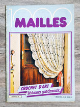 Magazine 1000 mailles n°43 - Rideaux patchwork