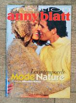 Magazine tricot Anny Blatt 187 - Les intemporels Mode Nature