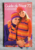 Magazine Guide du Tricot - Collection 72 (Vintage)