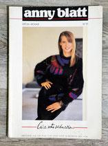 Magazine tricot Anny Blatt n°91 - Spécial mohair