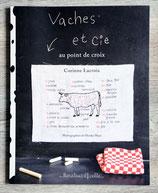 Livre Vaches et cie au point de croix