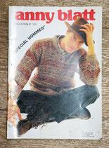 Magazine tricot Anny Blatt 152 - spécial hommes
