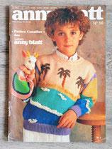 Magazine tricot Anny Blatt n°56 - Petites canailles