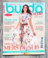 Magazine Burda de mai 2012 (n°149)