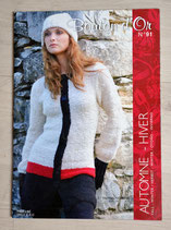 Magazine tricot Bouton d'or 91 - Automne-hiver