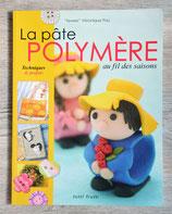 Livre La pâte polymère au fil des saisons