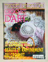 Magazine Tricot Sélection crochet d'art 247