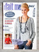 Magazine Fait main pas à pas de mars 2008 (314)