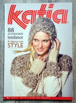 Magazine tricot katia n°6 - Accessoires tendance
