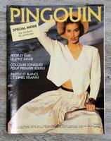 Magazine Pingouin n°94 - Spécial mode
