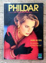 Magazine Phildar 226 - Soirs de fête en angora et pulls bijoux