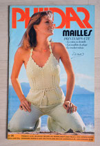 Magazine Phildar Mailles 36 - Printemps-été