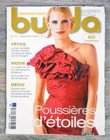 Magazine Burda de décembre 2005 (n°72)