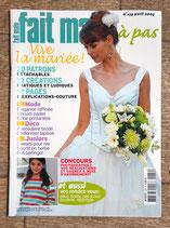 Magazine fait main pas à pas d'avril 2005 (279)