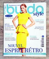Magazine Burda de août 2012 (n°152)