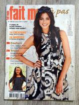 Magazine fait main pas à pas de septembre 2011 (356)