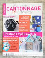 Magazine Passion fil Cartonnage & Broderie n°23