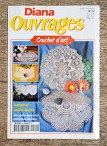 Magazine Diana Ouvrages 69 - Crochet d'art