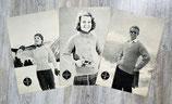 Lot de 3 fiches tricot - Tricot homme, femme, enfant (Vintage)