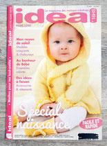 Magazine idéal tricot hors série 16HS - Spécial naissance